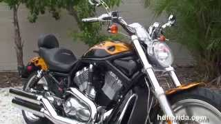 6. 2004 Harley Davidson V-Rod Black - Used Motorcycle for sale