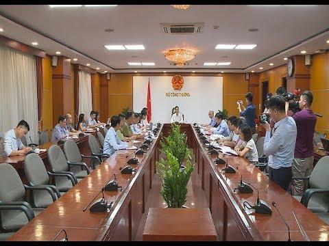 Triển khai đề án tăng cường quản lý Nhà nước về chống lẩn tránh biện pháp PVTM và gian lận xuất xứ