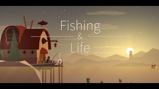 FishingLife mobile game video
