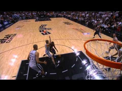 MAY - The Grizzlies try to rally late, forcing overtime but the Spurs hold on to win Game 2. Visit http://www.nba.com/video for more highlights. About the NBA: The...