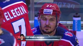 2018 Gagarin Cup Final. Ak Bars 2 CSKA 3 OT (Series 2-1)