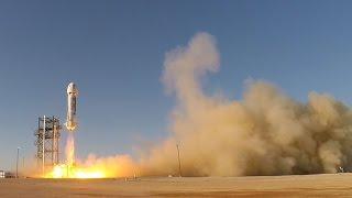 あのAmazonも遂にロケットの打ち上げに成功