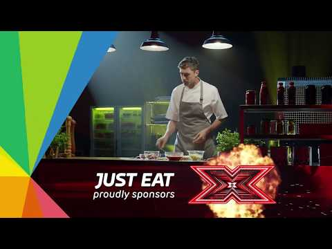 Just Eat - X-Factor 2017
