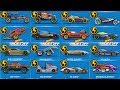 Hot Wheels: Race Off All My Supercharged Cars
