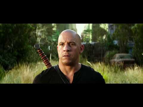 The Last Witch Hunter 2015  Final Battle Witch Hunter vs Witch Queen