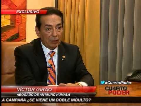 'Combo indulto': Alberto Fujimori y Antauro Humala