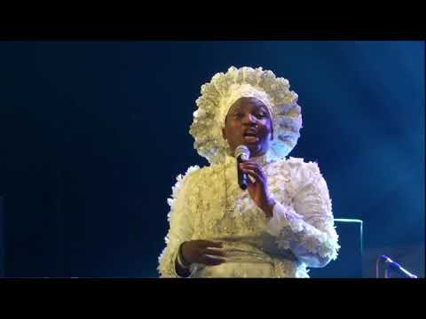 THE BEAUTY OF HIS HOLINESS By REV MOTHER ESTHER ABIMBOLA AJAYI Ministration @ SYMC2018