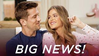 JoJo and Jordan Talk Wedding Details | Engaged