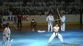 Korean Taekwondo Video - YouTube