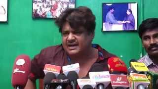Mansoor Ali Khan Bold Speech On Producer Council Kollywood News 12/10/2015 Tamil Cinema Online