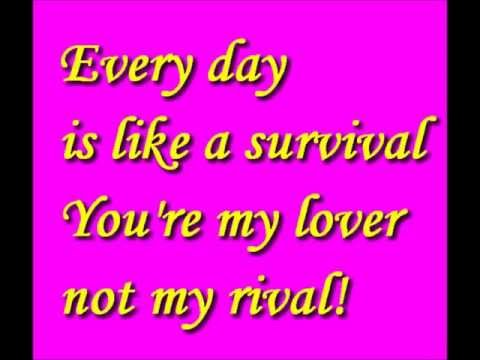 Culture Club - Karma Chameleon (Lyrics)