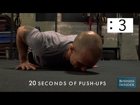 Watch 'This Four Minute Workout Is Perfect for the Online Entrepreneur'