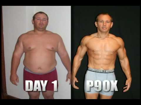 Tommy Mygrant P90X Transformation Before and After Results – P90X Infomercial