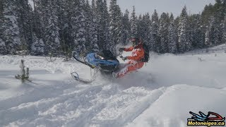 2. 2019 Ski-Doo Summit SP 600R E-TEC