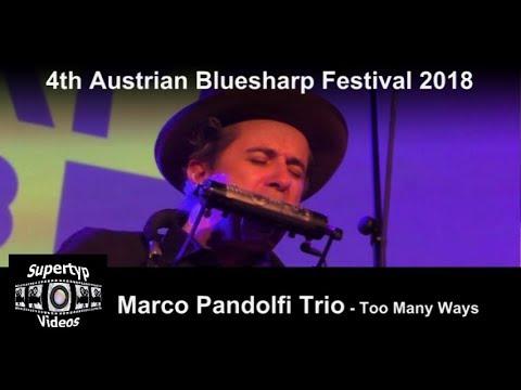 Marco Pandolfi Trio - Too Many Ways