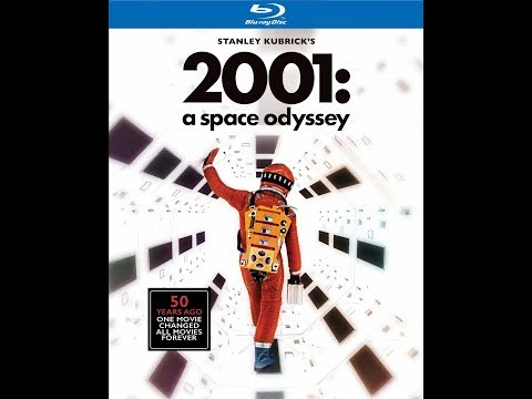 2001: A Space Odyssey (2018 Remastered) Blu-ray Unboxing