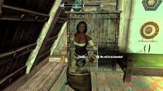 Let's Play - The Elder Scrolls V: Skyrim #015 Saadia die Verwirrte [Deutsch/German] Die Hungertage für echte Zocker sind...