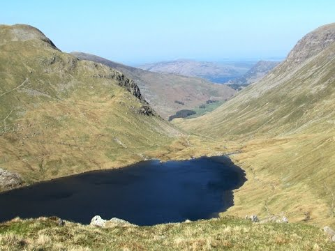 Grasmere to Grisedale Tarn and Seat Sandal round | cumbria  Walks