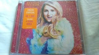 Meghan Trainor - Title (Special Edition CD+DVD) Unboxing