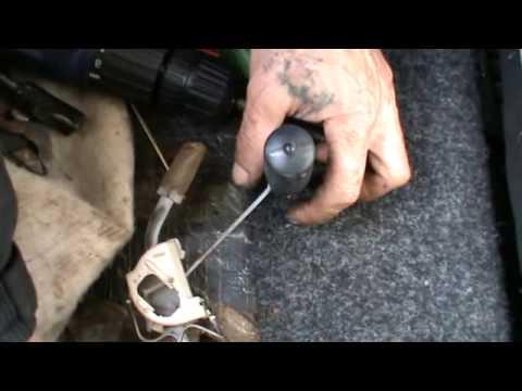 как исправить поплавок в бензобаке