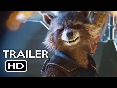 Guardians of the Galaxy Vol 2 Official Teaser Trailer