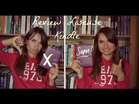 Review  Kindle (liseuse)