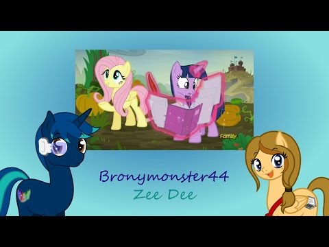 A Brony Couple Reacts - MLP Season 5 Episode 23 (The Hooffields And McColts)