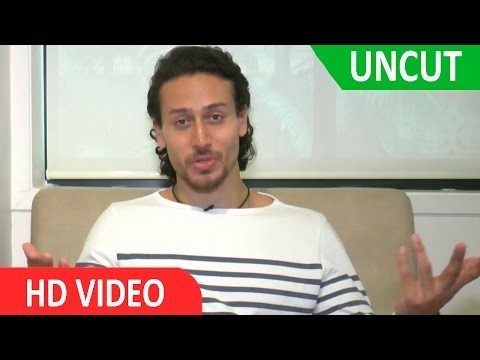 UNCUT Tiger Shroff Interview About His Action Skills & Termed As The Action Hero