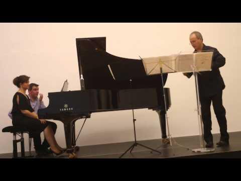 Christopher Caliendo: 4 Gipsy Pieces - Nicola Mazzanti: piccolo flute