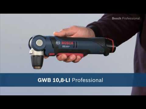 Bosch Winkelbohrmaschine GWB 10,8-LI Professional