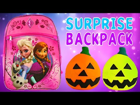 high - Disney Frozen Surprise Backpack Toys Barbie Monster High Lego Zelfs Play Doh Egg Surprise Halloween Special My Little Pony School Supplies Hello Kitty Disney Princess Palace Pets MLP ...