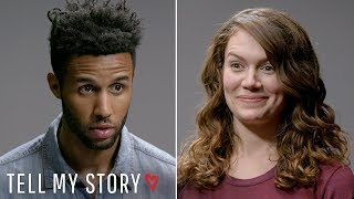 Video Would She Still Date Him After He Says This....??  | Tell My Story, Blind Date MP3, 3GP, MP4, WEBM, AVI, FLV Maret 2019