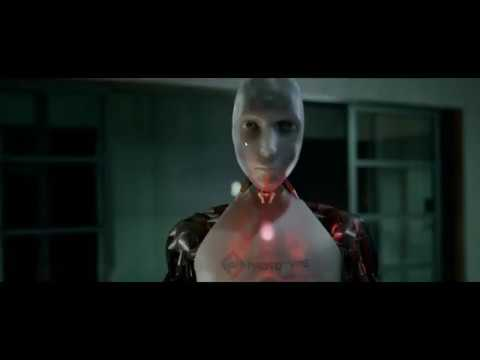 IRobot - Stay home scene