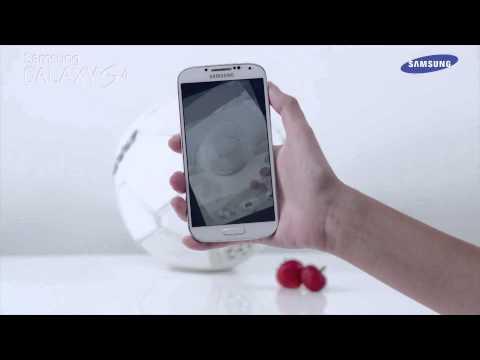 """Samsung Galaxy S4 - prezentacja trybu aparatu """"Dźwięk i obraz"""""""