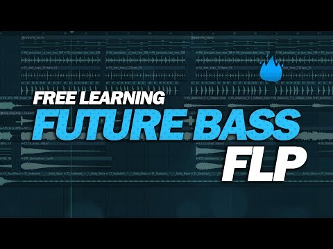Free Future Bass FLP: by Marco Bizzaro [Only for Learn Purpose] (видео)