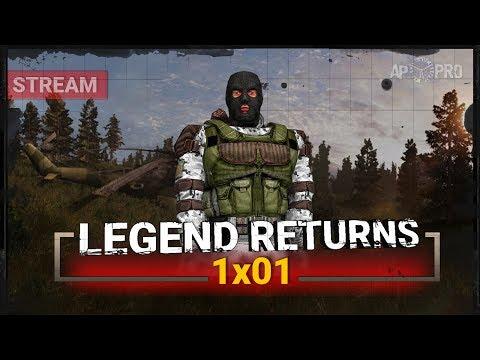 S.T.A.L.K.E.R.: Legend Returns 0.6 - Начало пути [1x01]