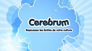 Video Youtube de Cerebrum : culture générale
