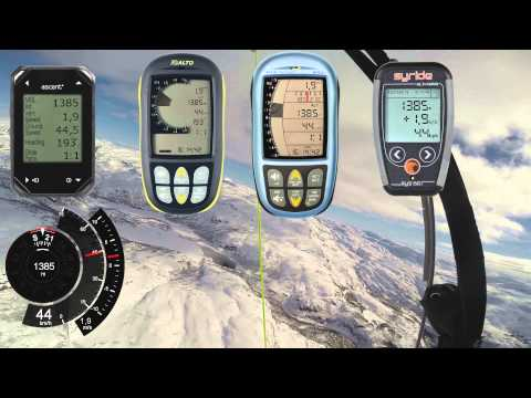 Dashware - Paragliding Vario Gauges