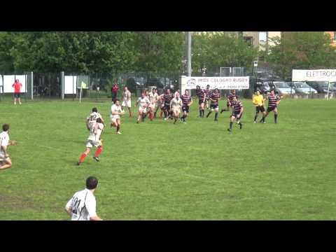 Il Rugby Varese battuto a Cologno