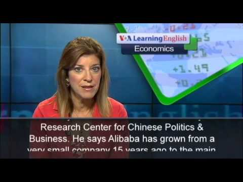China's Alibaba to Sell Stock on the New York Stock Exchange