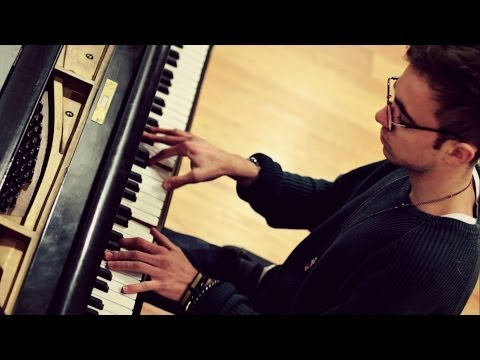 """Let Her Go"" - Passenger  Piano  Instrumental Cover)"