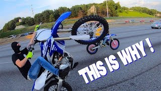 8. THIS IS WHY IM GETTING THE 2019 YZ450F !