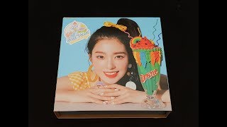 [Unboxing] 레드벨벳 - 여름 미니(Redvelvet Summer mini Album)  Summer Magic  : Power Up [L.E. Ver.]