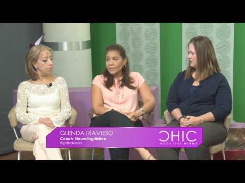 Entrevista a Ofelia Granados, Romina Wi y Glenda Travieso – Chic Magazine Miami 25-04-2017 Seg. 04