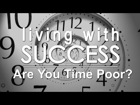 Are You Really Time Poor?