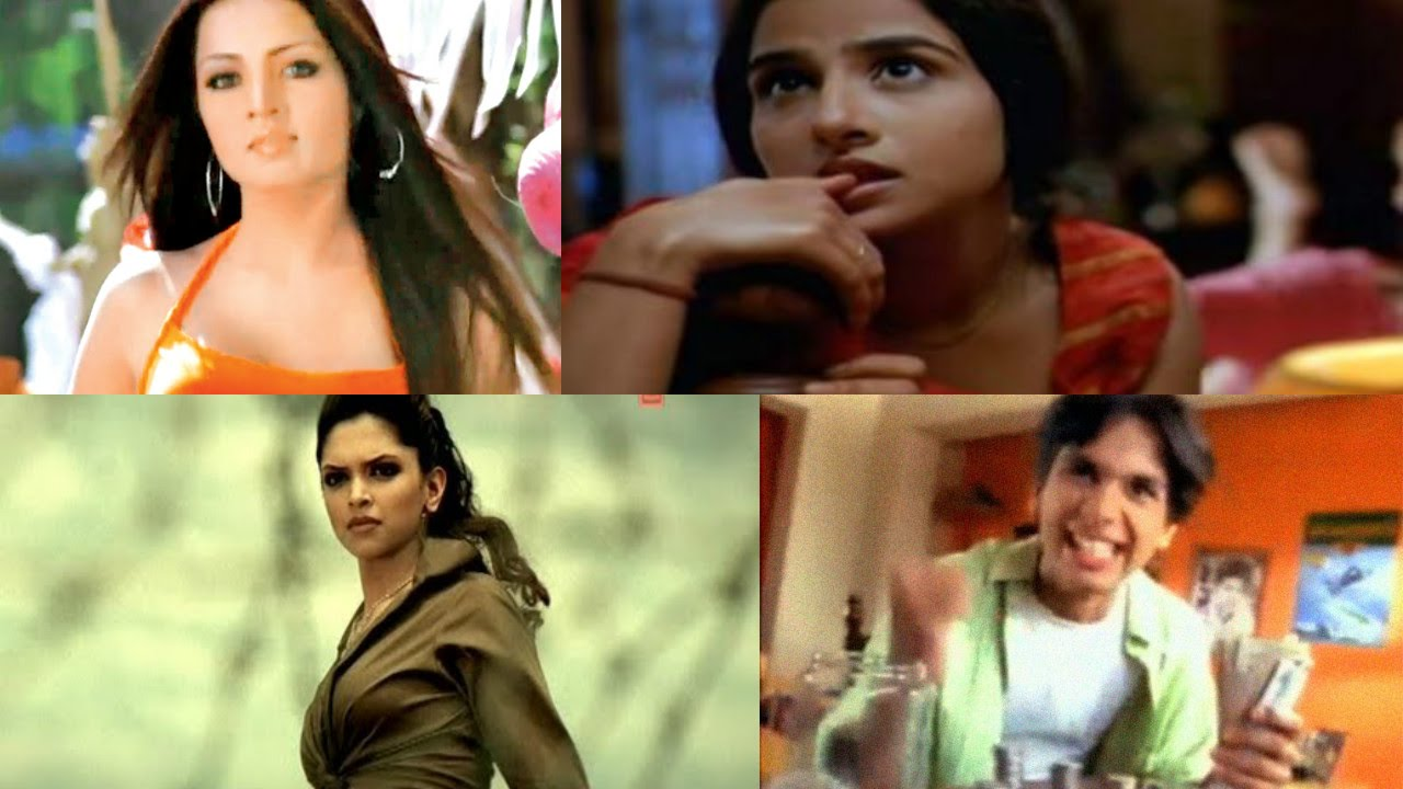 10 Bollywood Stars Who Appeared In Music Videos before Films