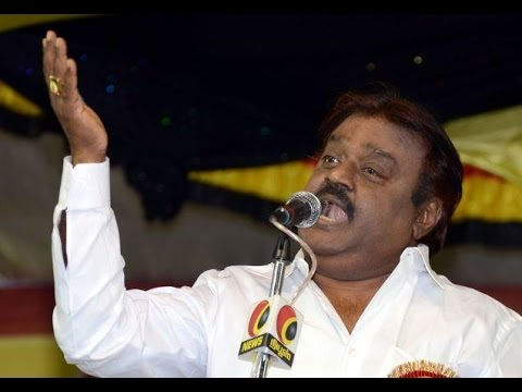 Leaders-of-PWF-meet-DMDK-leader-Vijayakanth--talks-on-identification-of-constituencies