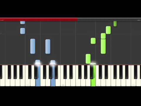 Harris J Salam Alaikum piano midi tutorial sheet partitura cover how to play
