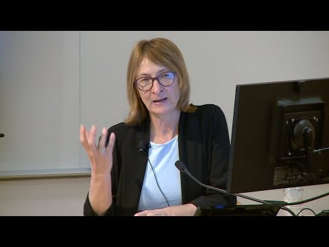 After the End of Art: Lecture by Alenka Zupančič at Yale