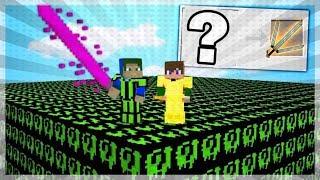 Jestli jsi NOOB,tak tímhle mečem zabiješ i nejvíc PRO hráče minecraftu! - Minecraft Lucky Blocky #61